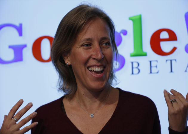 La vicepresidenta senior de publicidad de Google, nueva CEO de YouTube
