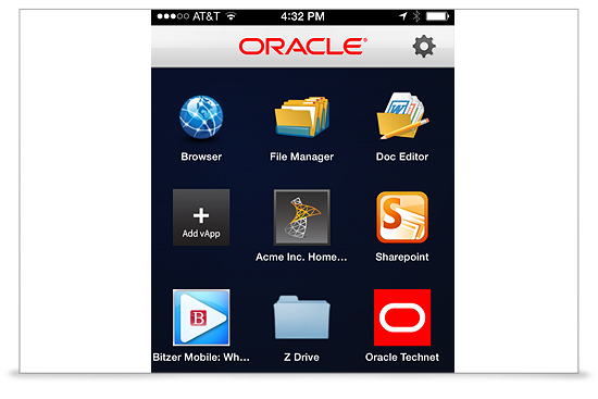 Oracle Mobile Security Suite permite desplegar aplicaciones empresariales seguras