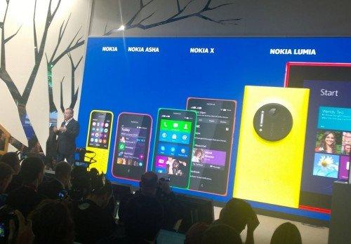 Nokia X, el Android de Nokia que no le da nada a Google