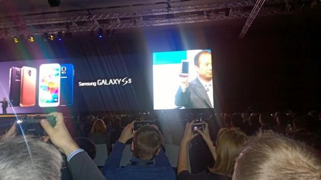 Ya está aquí el nuevo Samsung Galaxy S5