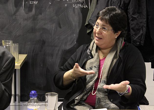 """Elisa Martín Garijo de IBM """"aplicamos en las ciudades prácticas que ya se han aplicado en las empresas"""""""