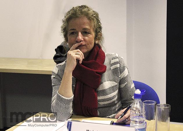"""María José Sobrini de Cisco """"Hay que cambiar el nombre de Smart City"""""""