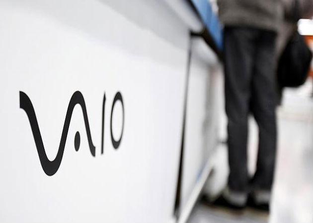 Sony confirma la venta de su división de ordenadores Vaio