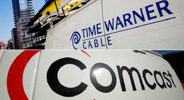 Comcast y Time Warner Cable