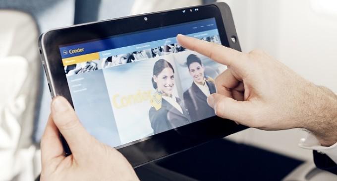 Lufthansa ofrecerá servicio de streaming en móviles en algunas rutas