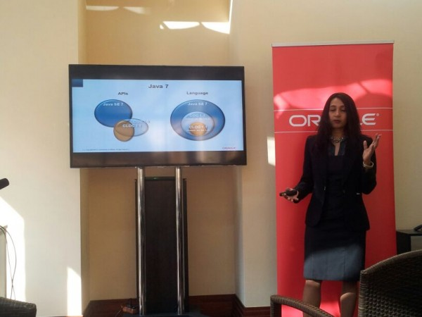 Oracle lanza Java 8