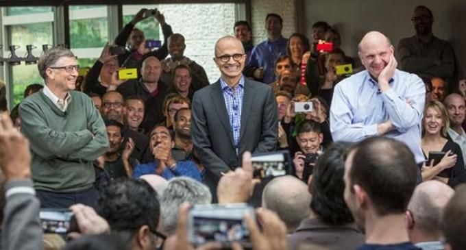 Nadella se opuso inicialmente a la compra de Nokia