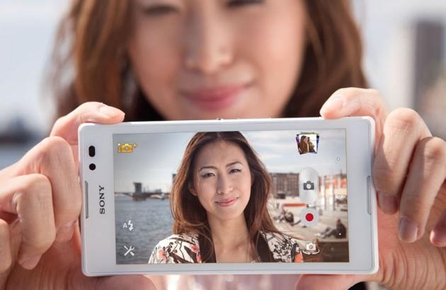 """Sony cuenta con los """"selfies"""" para impulsar el crecimiento de los sensores de imagen"""