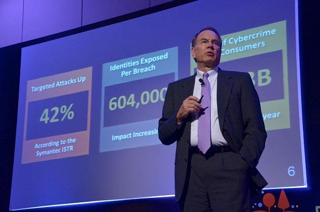Symantec destituye a su CEO