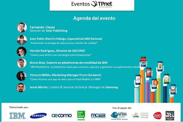 agenda evento para noticia