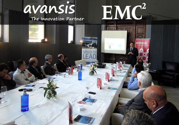 Avansis y EMC presentan la nueva familia de almacenamiento VNXe/VNX
