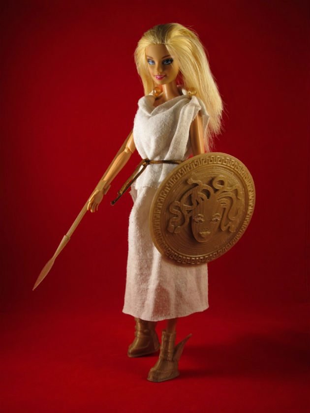 barbie atenea