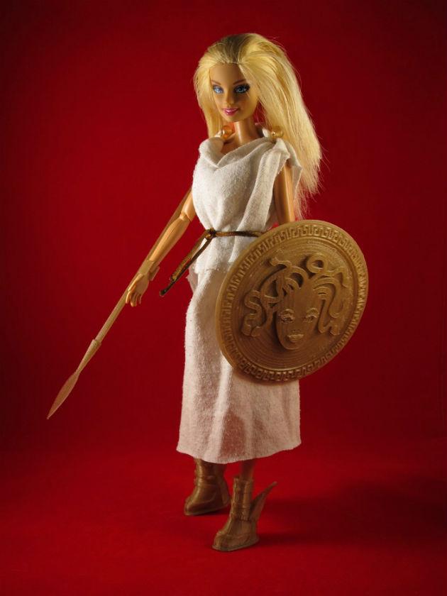 barbie atenea
