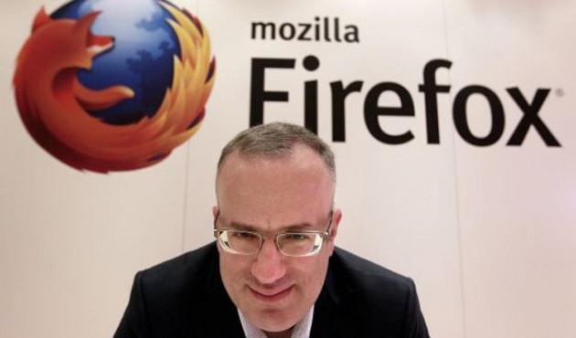 Mozilla elige como nuevo CEO al creador de JavaScript