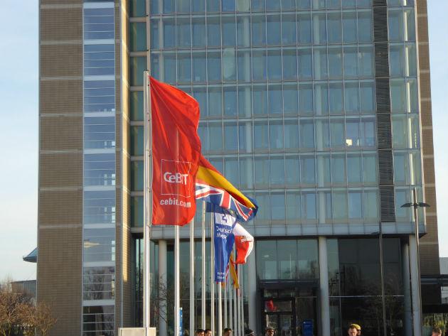 La seguridad móvil y SAP HANA el objetivo de Fujitsu en el Cebit