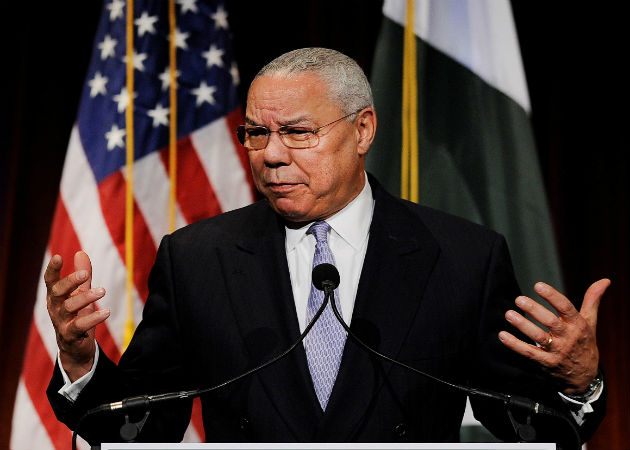 Colin Powell se incorpora a Salesforce