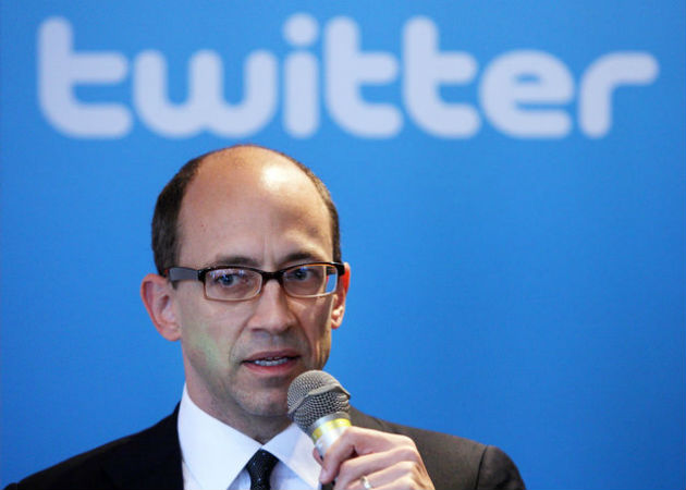 El CEO de Twitter, Dick Costolo, viaja a China por primera vez
