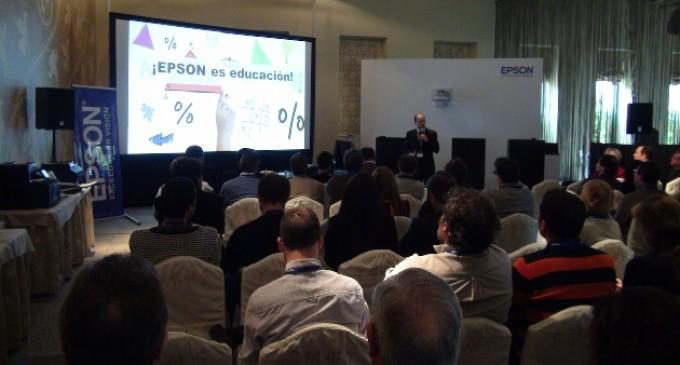 Epson demuestra su compromiso con la Educación