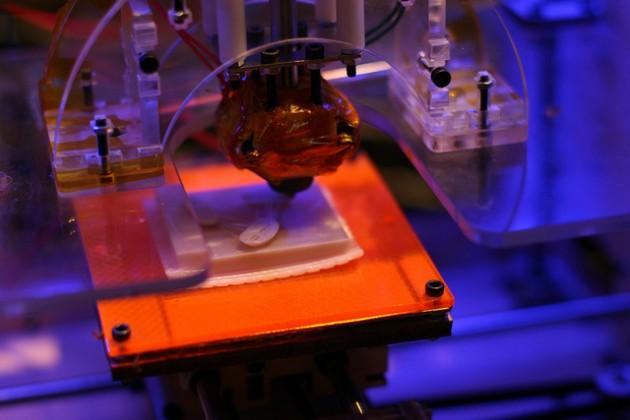 HP sigue adelante con sus planes de entrar en el negocio de la impresión 3D