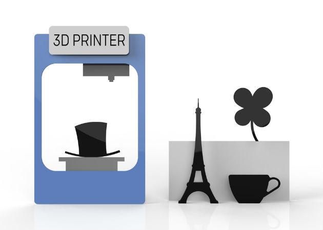 ¿Qué puedo hacer con una impresora 3D?