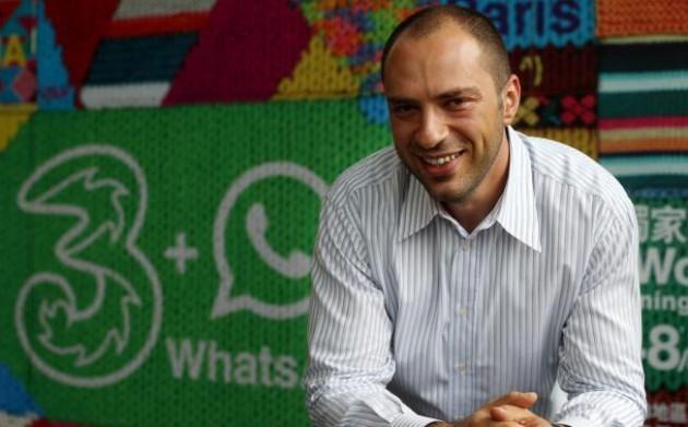 El CEO de WhatsApp deja las cosas claras