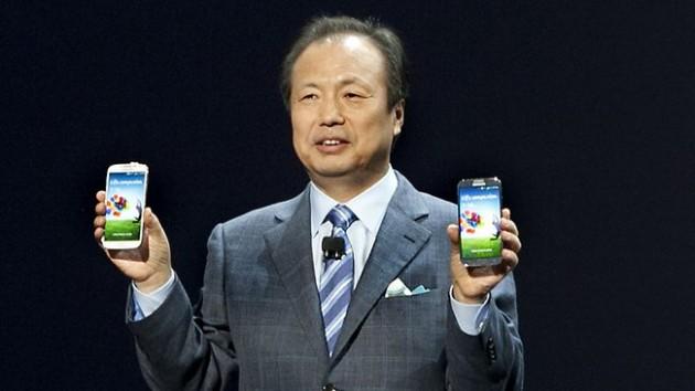 El sueldo de JK Shin, CEO de Samsung, ya supera al de Tim Cook