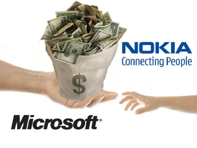 Microsoft y Nokia