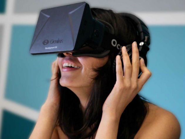 Oculus Rift, la nueva compra de Facebook