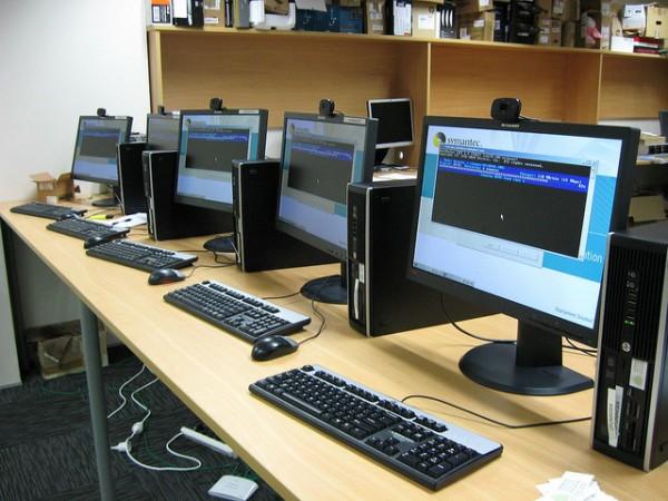IDC: los envíos de ordenadores caerán un 6,1% en 2014