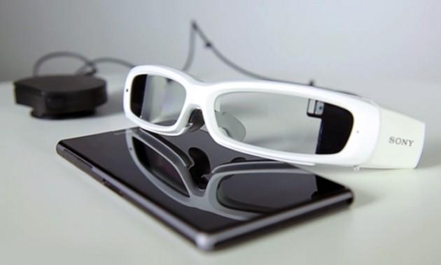 Sony muestra a los desarrolladores cómo serán sus gafas inteligentes