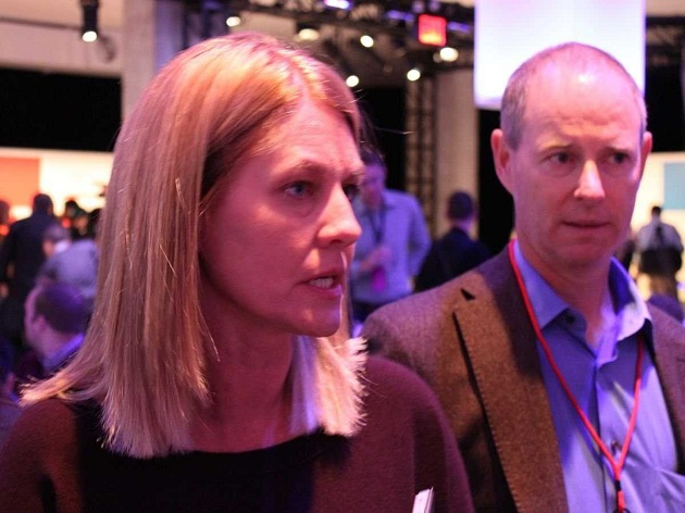 Microsoft: Mark Penn se queda y Tami Reller se va