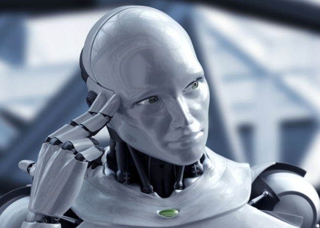 Robots al servicio de las empresas