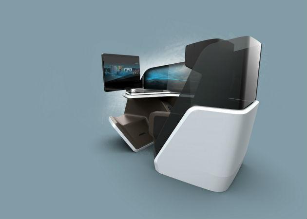 El Internet de las Cosas también llegará a los aviones comerciales