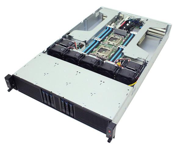 ASUS anuncia la serie ESC4000 G2S de servidores GPU HPC
