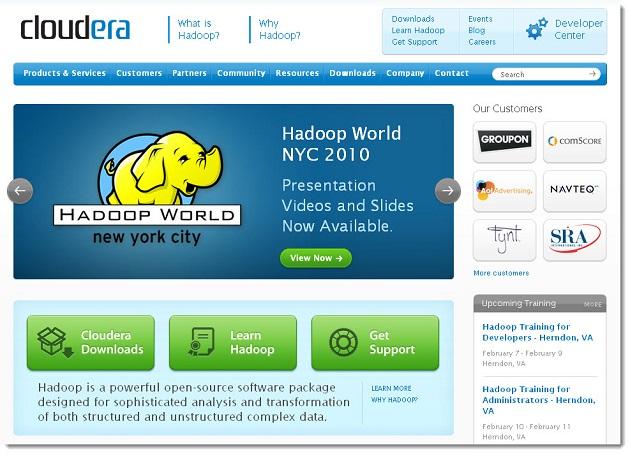 Intel se hace con el 18% de Cloudera