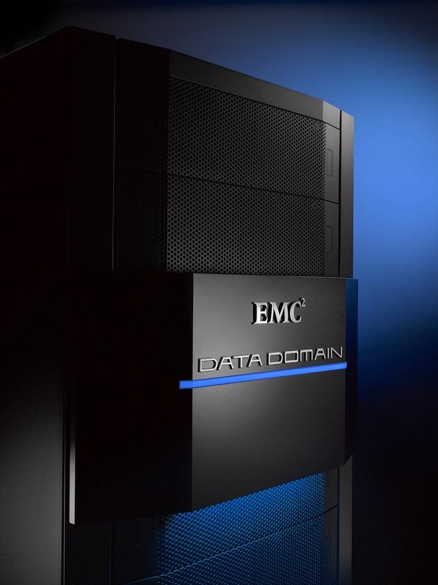 EMC DataDomain media