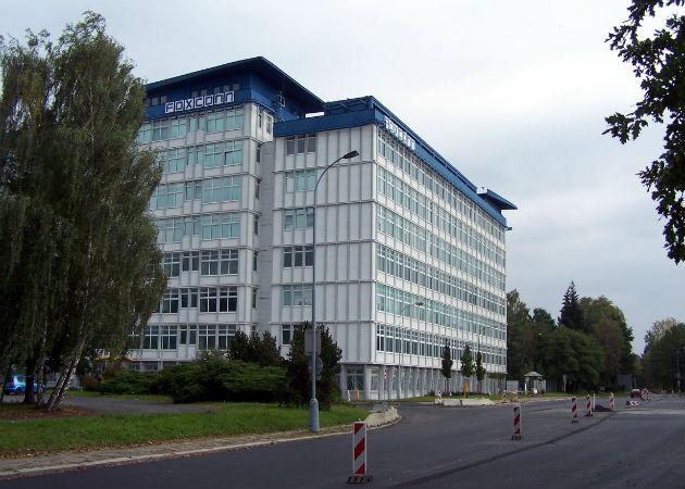 Foxconn tiene planes de entrar en el negocio de los servidores y el almacenamiento