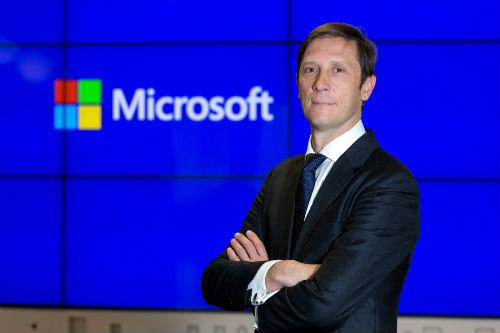Jaime Gil-Robles, nuevo director de relaciones institucionales y del área legal de Microsoft Ibérica