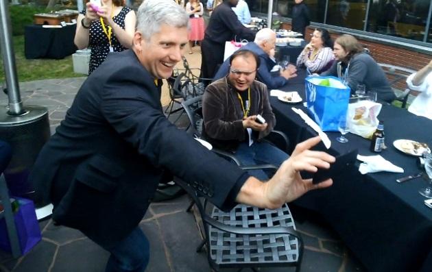 Rick Osterloh, nuevo director de operaciones de Motorola Mobility