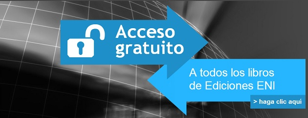 ¡Último día para acceder a todos los libros de Ediciones ENI gratis!