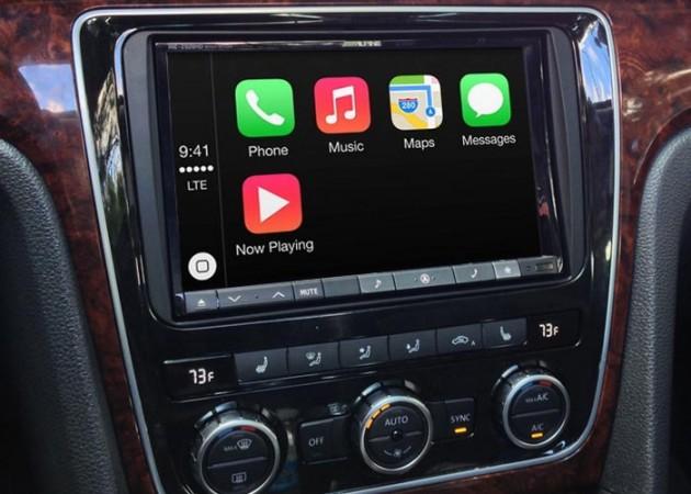 El CarPlay de Apple podría llegar este otoño