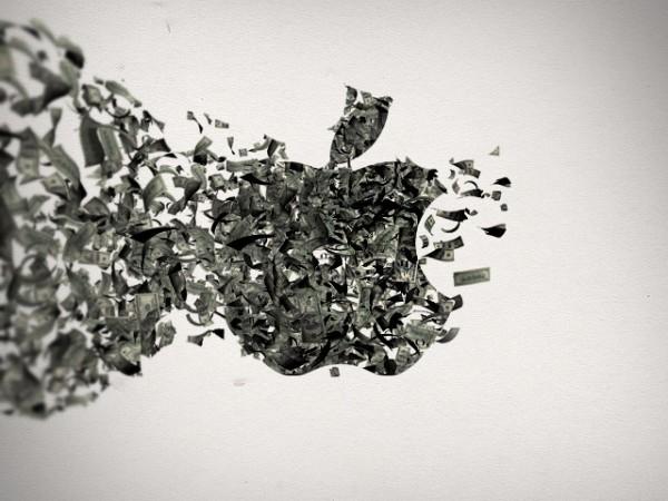 Apple ha facturado 45.600 millones de dólares de enero a marzo