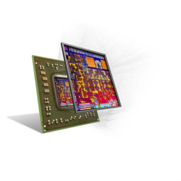 AMD presenta la tercera generación de sus APUs móviles