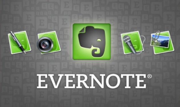 Evernote planea un futuro en el mercado de los wearables