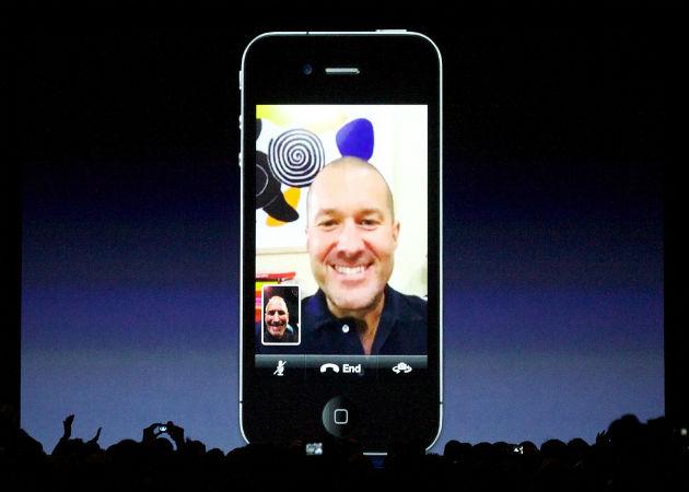 Samsung acusa a Apple de violar una de sus patentes con FaceTime