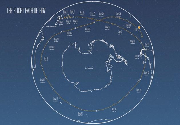 Google suma horas de vuelo para poner en marcha su Proyecto Loon
