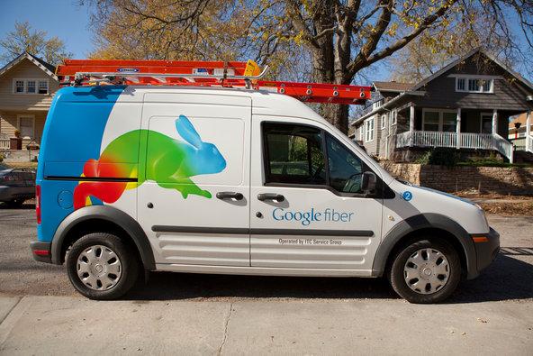 Google quiere incluir Wi-Fi en sus Fiber Cities