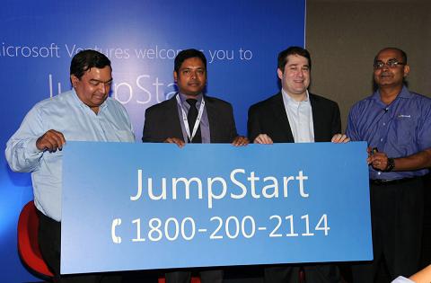 JumpStart, la nueva apuesta de Microsoft en startups