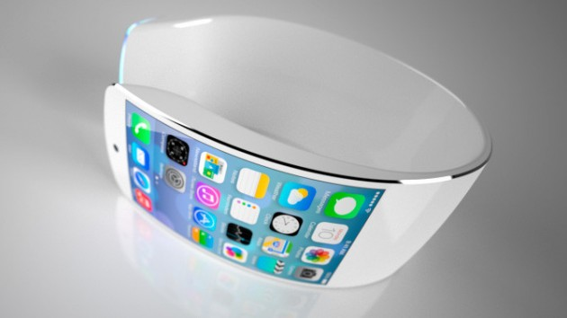 LG podría suministrar las pantallas flexibles del iWatch