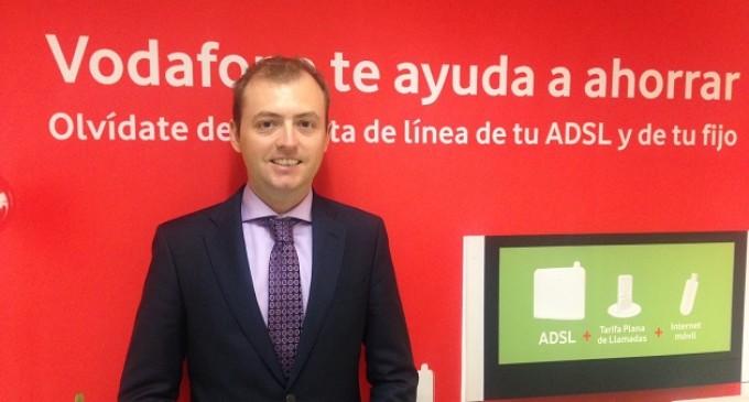 """Jesús S. Barricarte, de Vodafone: """"Deberíamos llegar a tener 65 billones de máquinas conectadas en 2020"""""""
